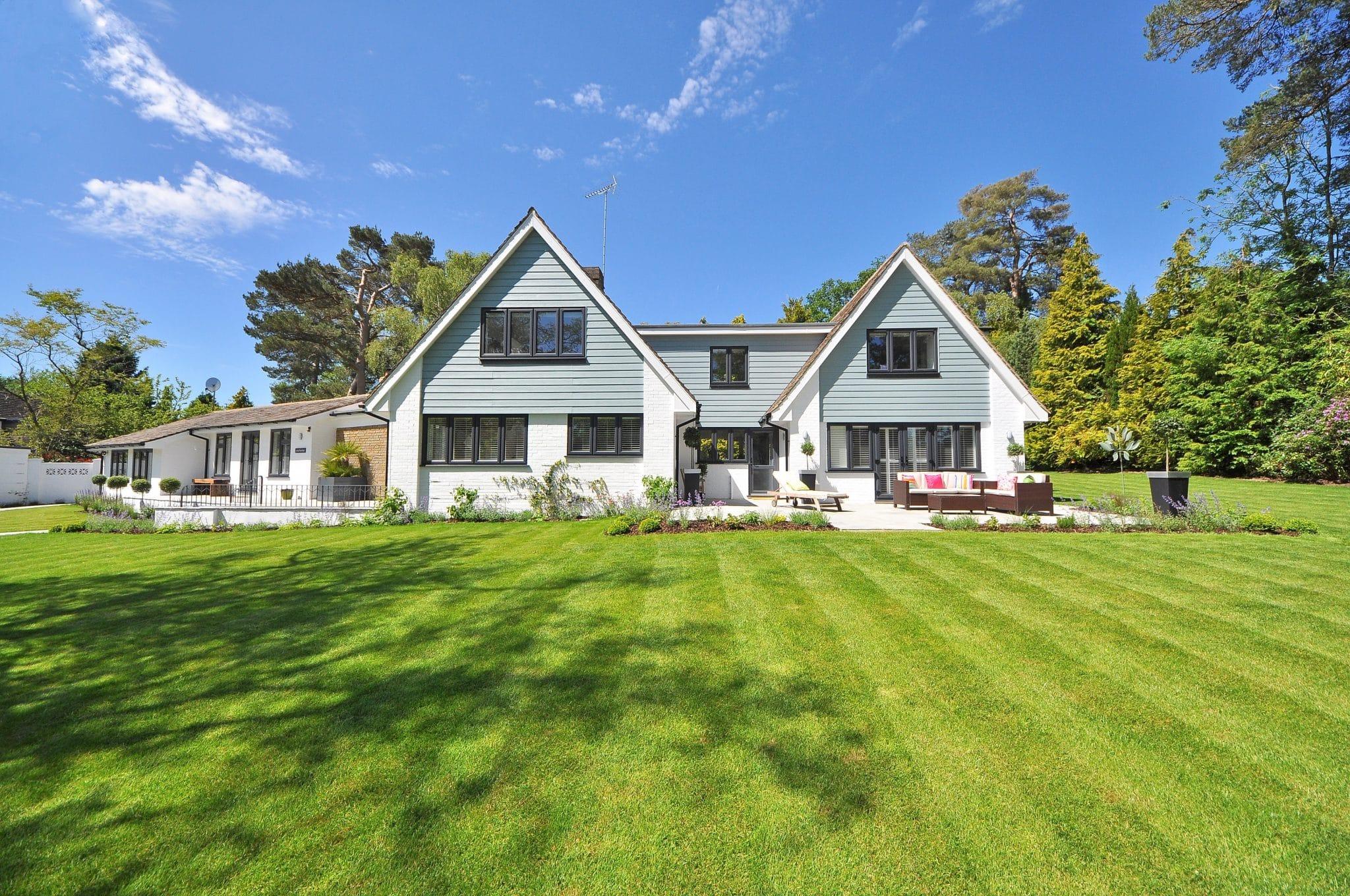 mooi huis met tuin